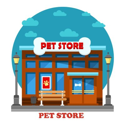 store - sign